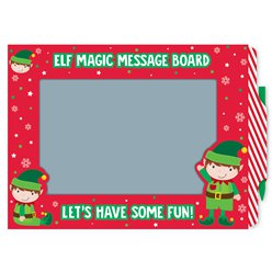 Elf Magic Message Board