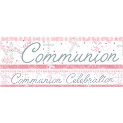 Communion Celebration Paper Banners 1 design 1m each