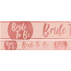 Team Bride Paper Banners - 1m