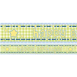 Baby Mickey Yard Banners - 3 Designs