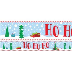 Oh What Fun Christmas Yard Banners - 1 design 1m each