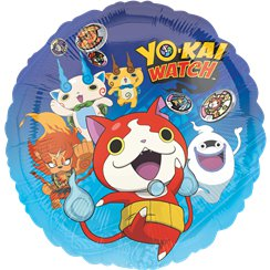 "Yo-Kai Watch Balloon - 18"" Foil"