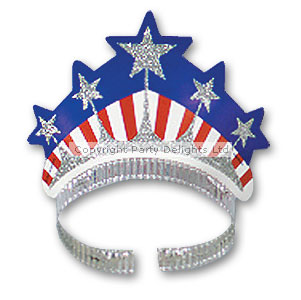 Stars & Stripes Miss Liberty Tiara