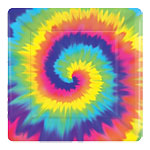 60s Feeling Groovy Plates - 25cm Paper Party Plates