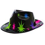 70s Disco Fever Starburst Hat