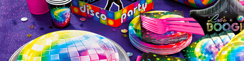 Disco Fever - 70's Party Supplies