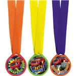 Blaze and the Monster Machines Award Medals