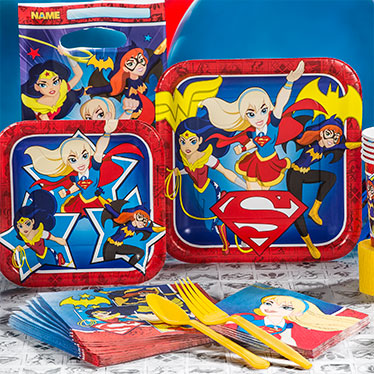 Superhero Party Supplies Party Delights