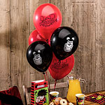 "Dennis the Menace Balloons - 11"" Latex"