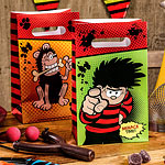 Dennis the Menace Party Bags - Plastic Loot Bags