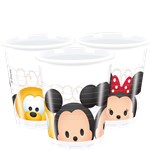 Disney Tsum Tsum Plastic Cups - 200ml