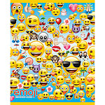 Emoji Party Bags - Plastic Loot Bags
