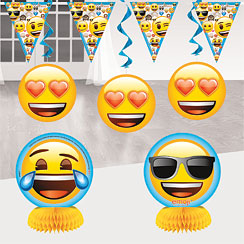 Emoji Room Decorating Kit