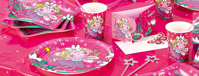 Funky Fairy Party Supplies