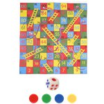 Snakes and Ladders Game