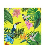 Tropical Fiesta Bright Paper Napkins - 33cm