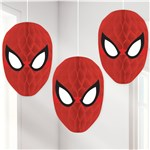 Spider-Man Honeycomb Hanging Decorations