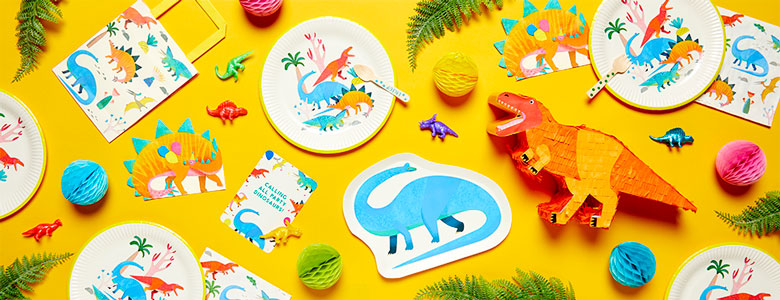 Little Dinos Party Supplies
