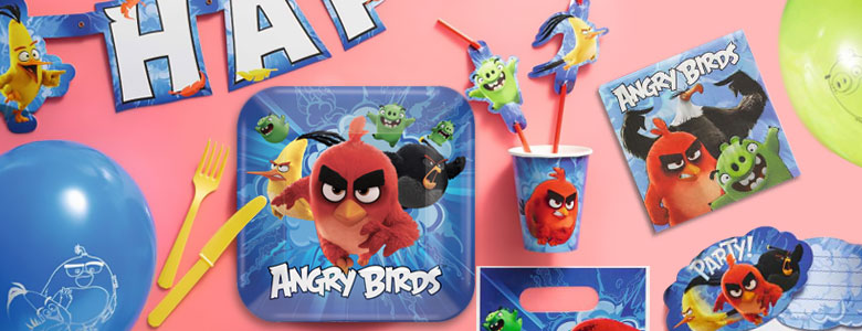 Angry Birds Party Supplies