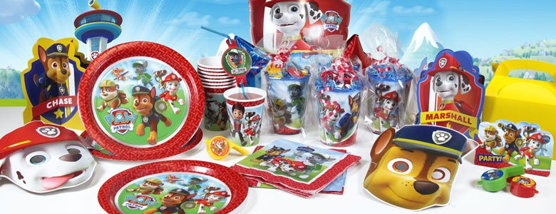 Préférence Paw Patrol Party Supplies | Woodies Party PS23