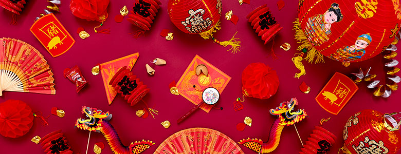 Chinese New Year Party | Party Delights