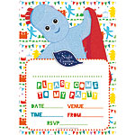 In the Night Garden Invites - Party Invitation Cards