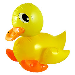Inflatable Duck - 42cm