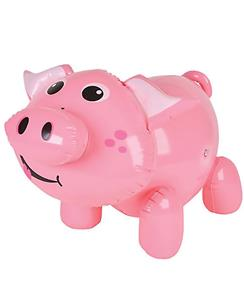Inflatable Pig - 55cm
