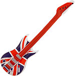 Inflatable Union Guitar - 106cm