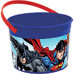 Justice League Favour Containers