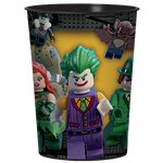 LEGO Batman Plastic Favour Cup - 455ml