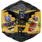 LEGO Batman Supershape XL Foil Balloon - 22""