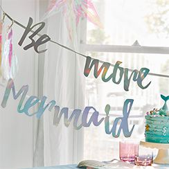Mermaid Decorations