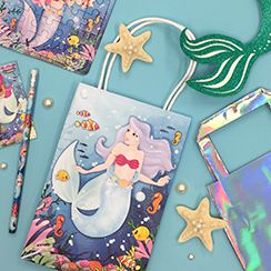 Mermaid Party Bags & Fillers