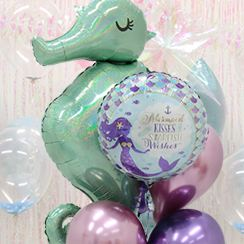 Mermaid Balloons