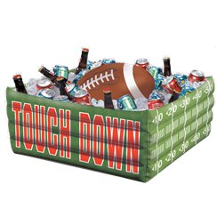 Football Fan Inflatable Cooler