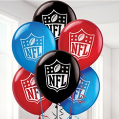 "NFL Drive Balloons - 12"" Latex"