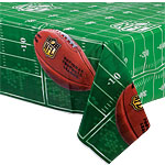NFL Drive Plastic Tablecover