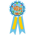 Ocean Buddies Award Ribbon