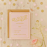 Pastel Perfection Wedding RSVP Cards