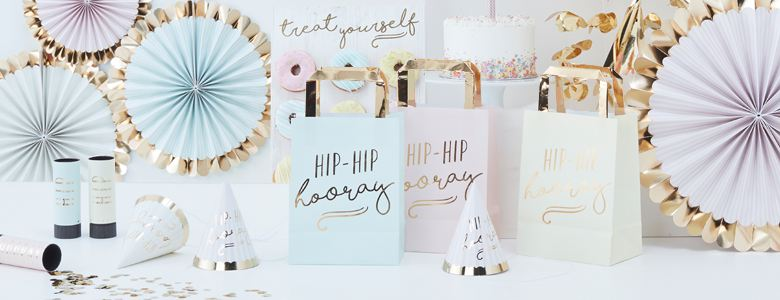 Hip Hip Hooray Party Supplies