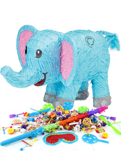 Elephant Piñata Kit
