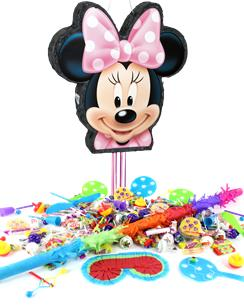 Minnie Mouse Piñata Kit