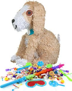 Puppy Piñata Kit