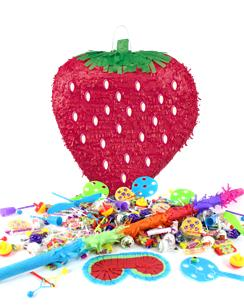 Strawberry Piñata Kiit