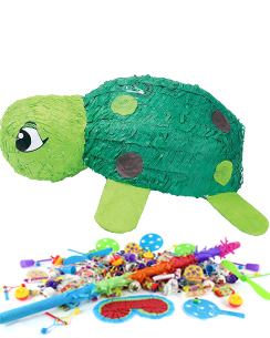 Turtle Piñata Kit