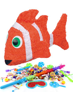 Clown Fish Piñata Kit