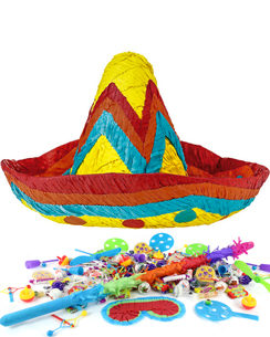 Sombrero Piñata Kit - SAVE 10%