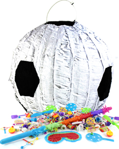 Football Piñata Kit