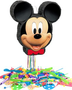 Mickey Mouse Piñata Kit